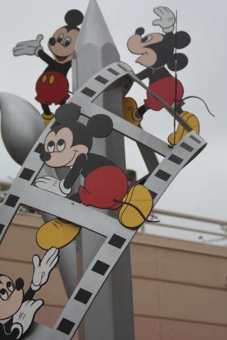 Filmstrip mickey