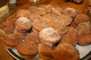 Cinna muffins