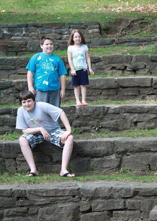 5x7 wall trio