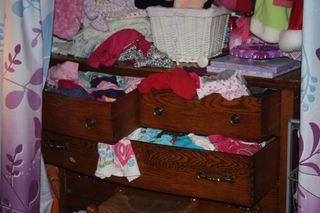 Dresser explosion