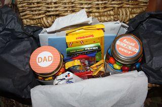 Dad day-Scott basket top