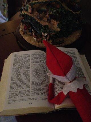 Elf 12 bible story